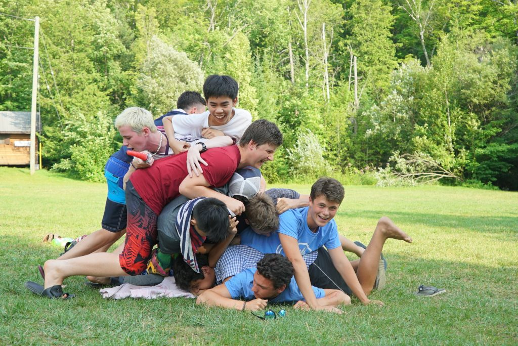 Discussing What Makes Camp Fun and Memorable